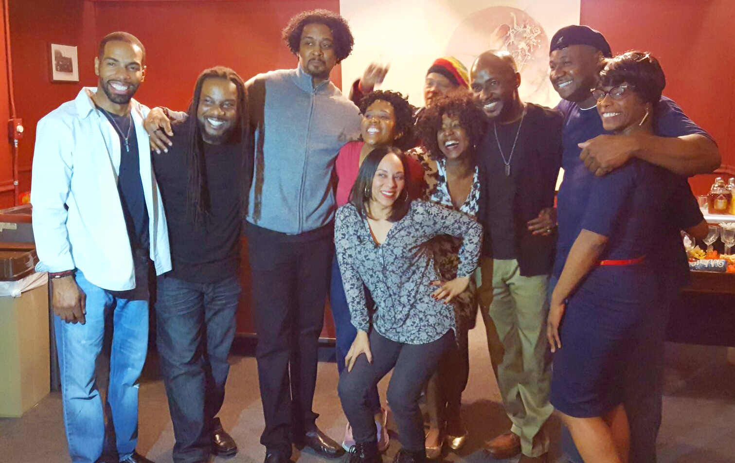 """Cast and Crew of """"Mind Games"""""""