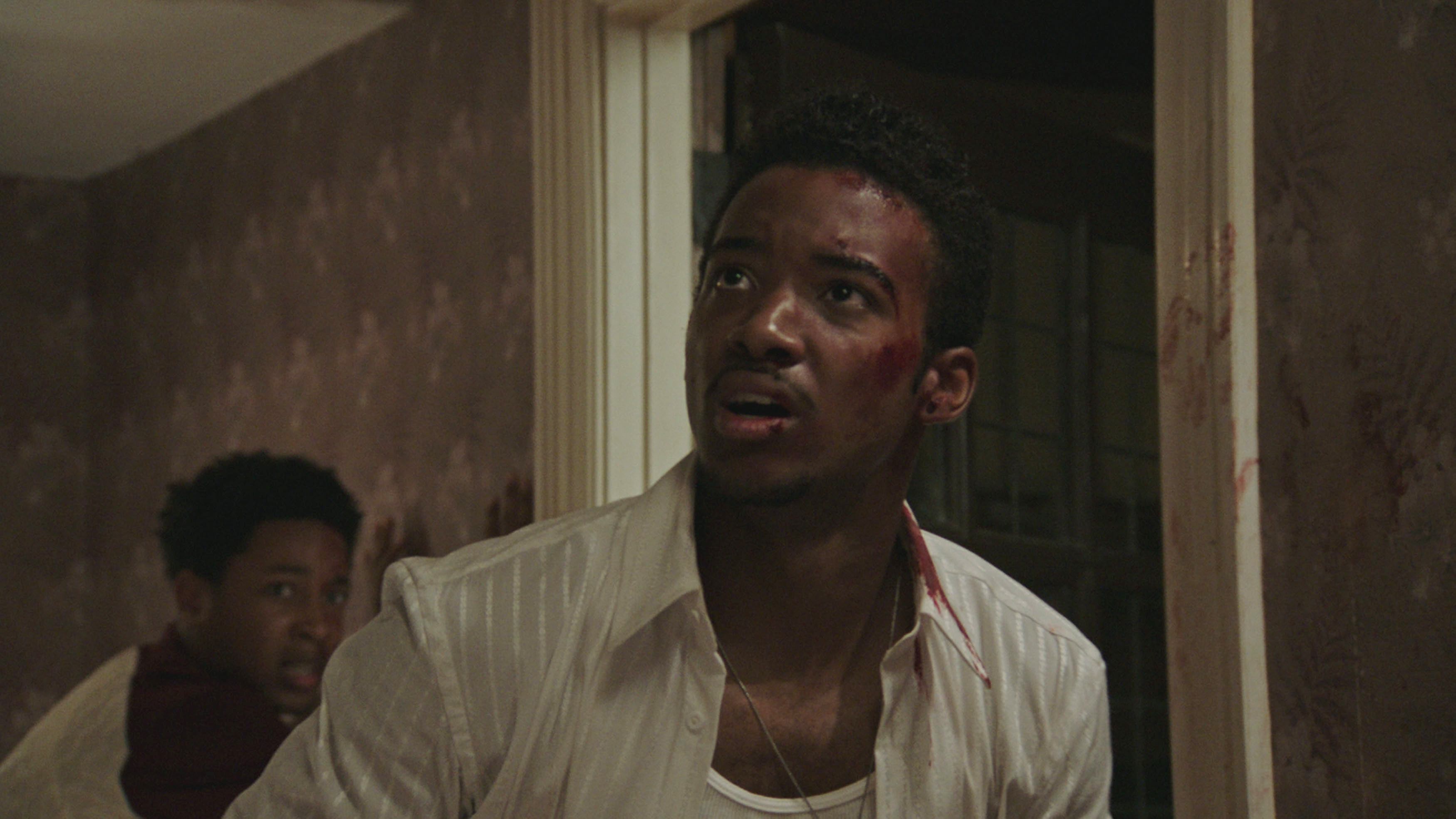 Algee Smith stars as 'Larry'