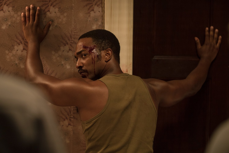 Anthony Mackie stars as 'Greene'