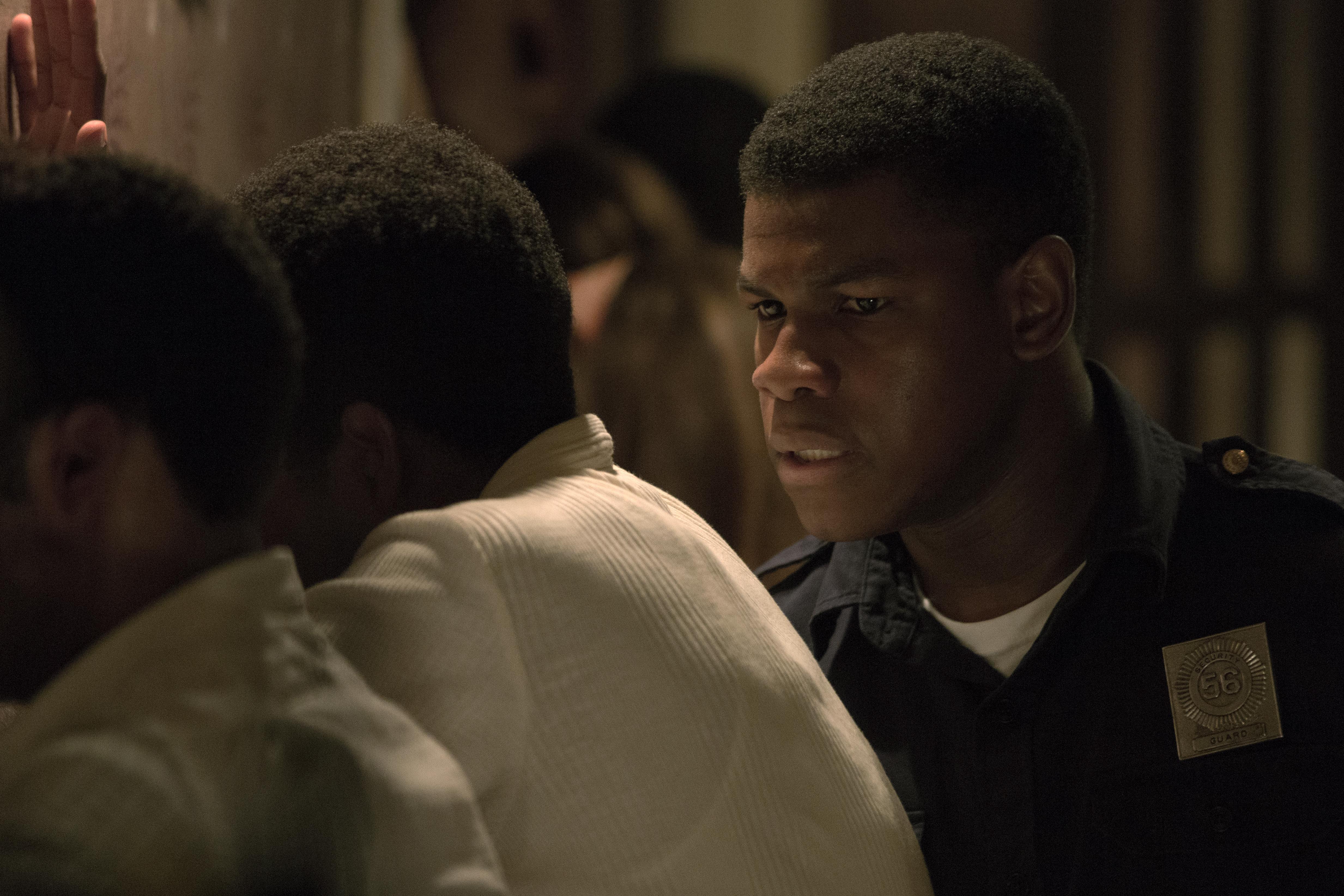 John Boyega stars as 'Dismukes'