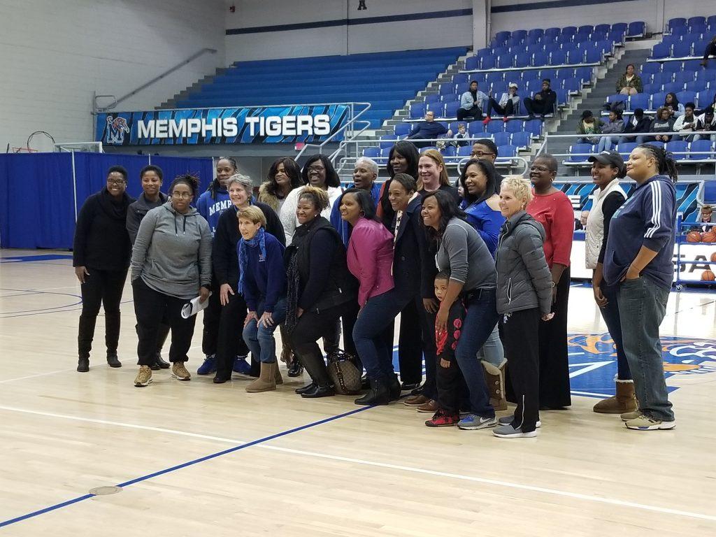 U of M Women's Basketball Alumni