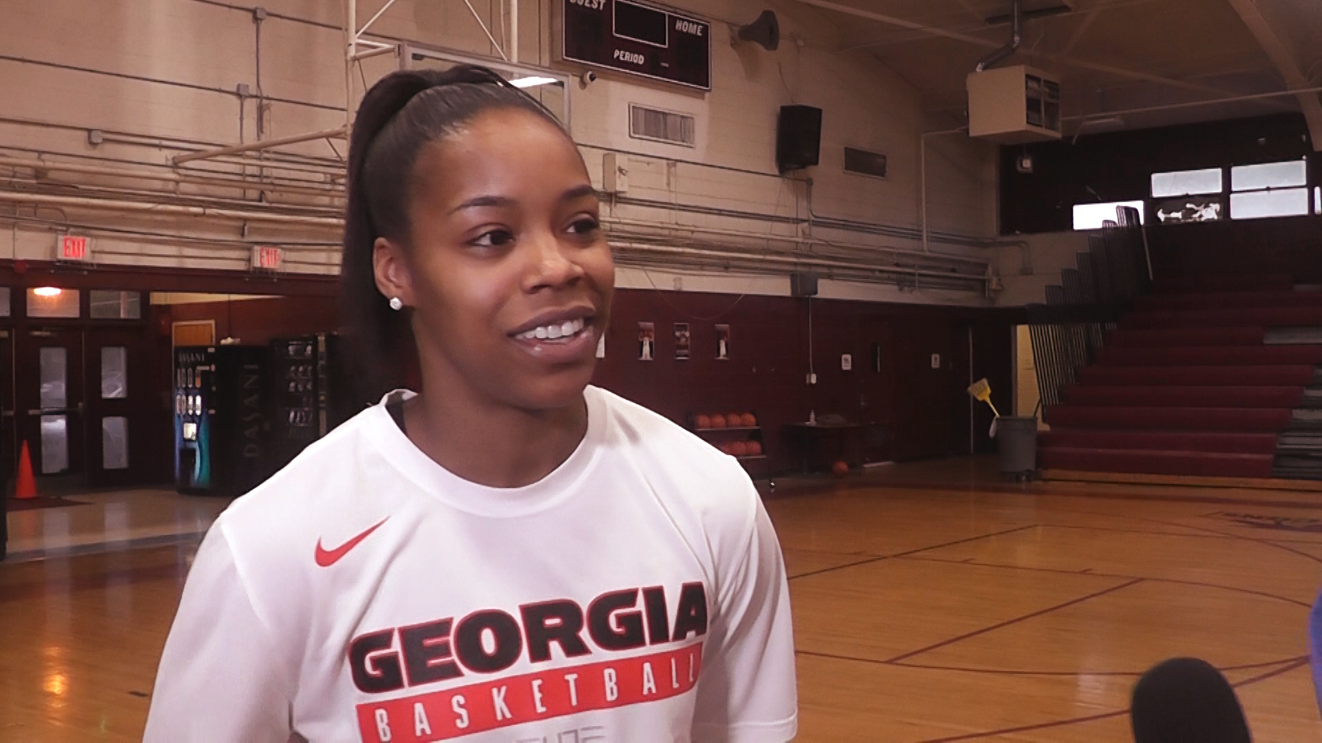 Coach Jasmine James