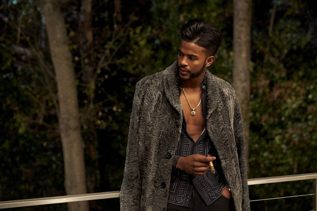 Trevor Jackson (Priest) in SuperFly 2018