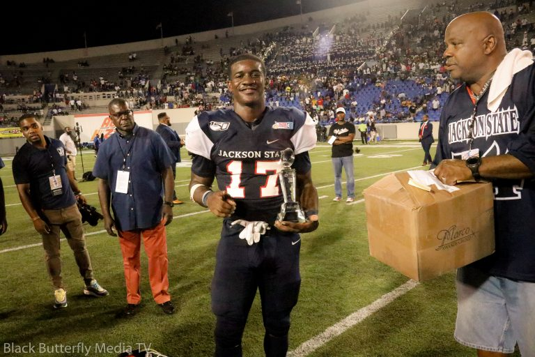 Jordon Johnson wins MVP in 30th Annual Southern Heritage Classic
