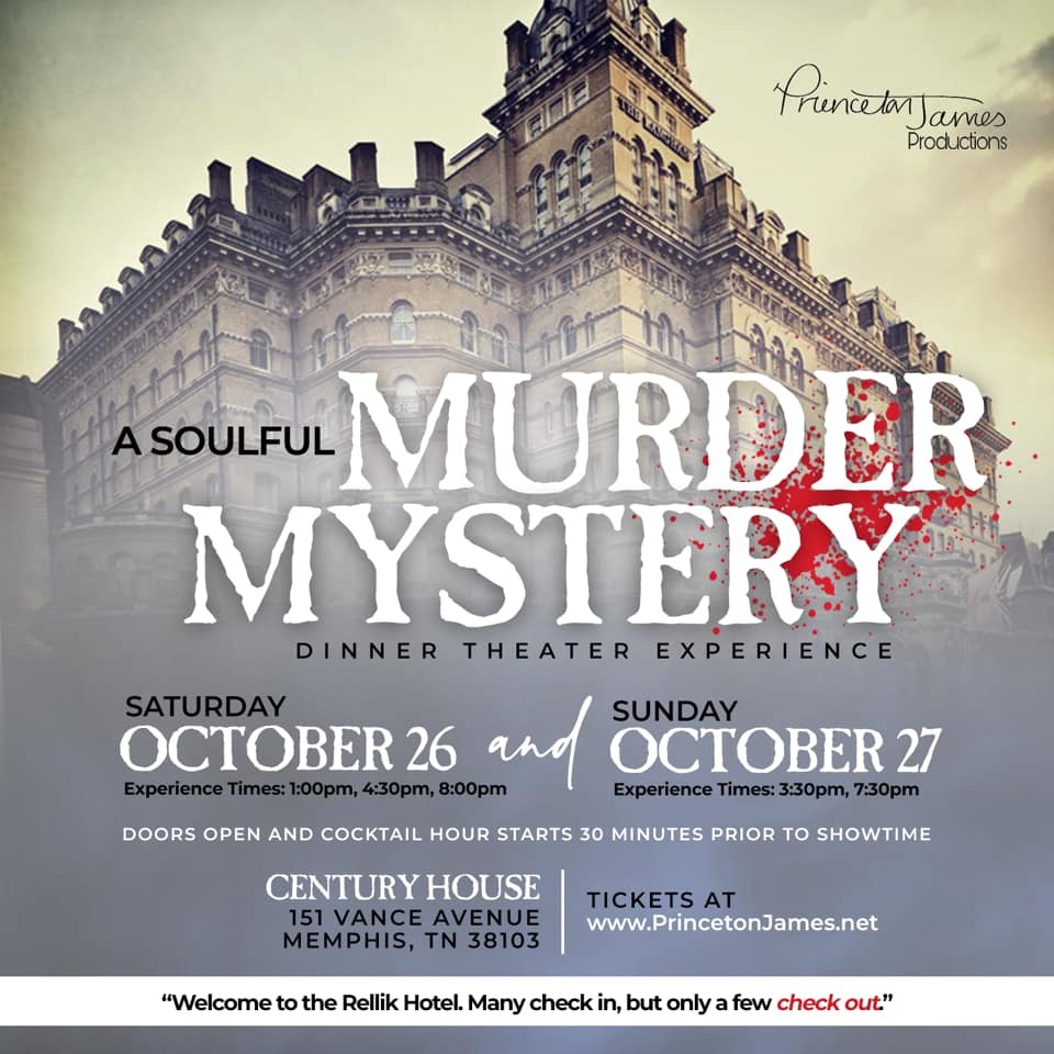 A Soulful Murder Mystery Theatre