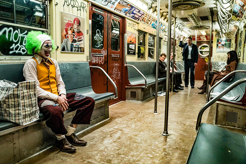 Joker Subway Train Scene – Warner Bros.