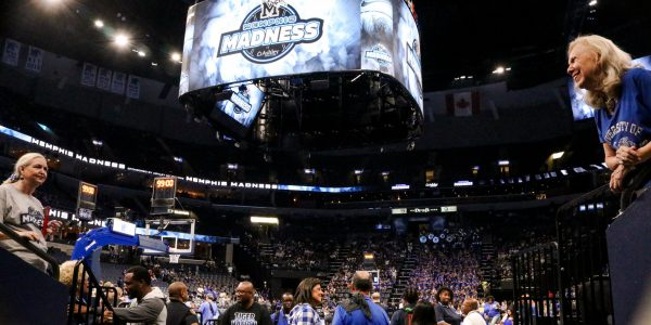 Inside Memphis Madness at FedEx Forum