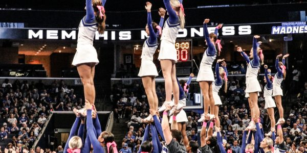 U of M Cheer Squad