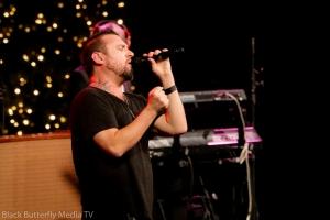 Danny Crosby at A Worship Christmas.