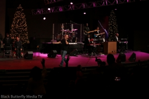 Danny Crosby at 95.7 Hallelujah FM Worship Christmas #957Christmas — at Hope Church.