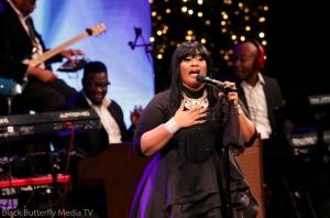 Michelle La'Vette Prather at A Worship Christmas