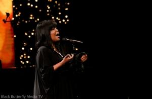 Ce Ce Winans at 95.7 Hallelujah FM Worship Christmas