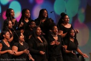 Southwind High School Choir at A Worship Christmas.